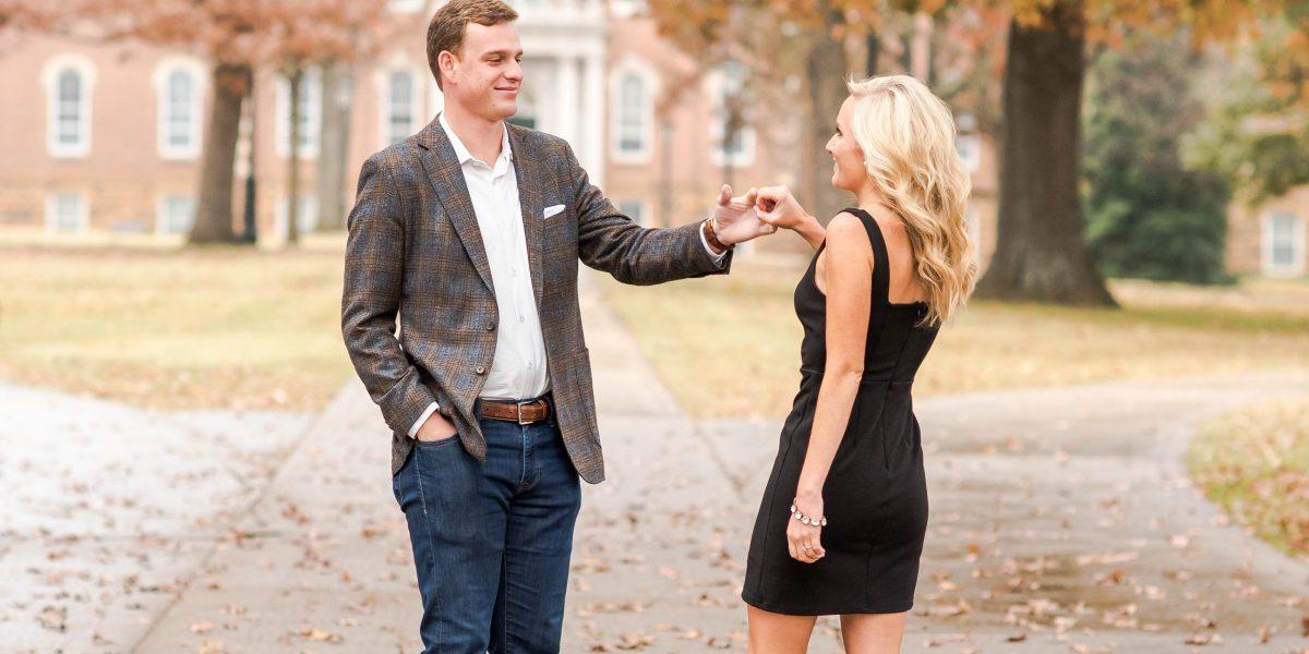 Engagement | Josie + Max